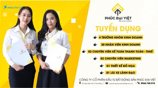 tuyển dụng poster