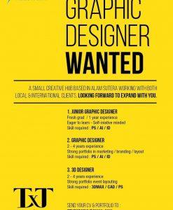 thông báo tuyển dụng poster