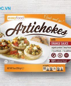 mẫu nhãn mác thực phẩm đóng hộp