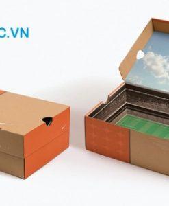 20+ mẫu hộp giấy kraft đẹp không thể bỏ qua - In Siêu Tốc VN