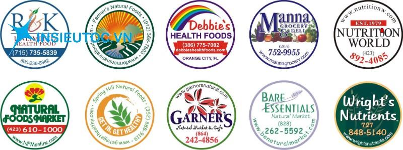 Thiết kế logo phù hợp với nhiều lĩnh vực kinh doanh
