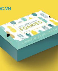In ấn hộp giấy đựng giày carton chất lượng, bền đẹp - In Siêu Tốc VN