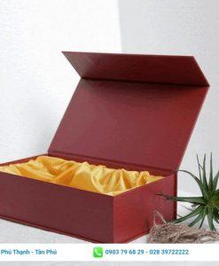 Hộp giấy đựng quà cao cấp