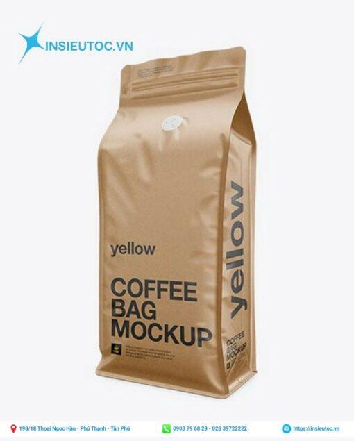 Túi giấy đựng cafe