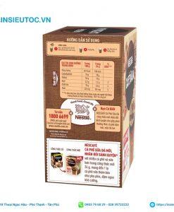Bao bì giấy dùng đựng cafe hạt