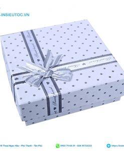 Vỏ hộp đựng quà in màu sắc