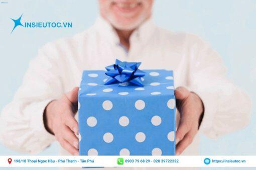 Mẫu hộp quà truyền thống