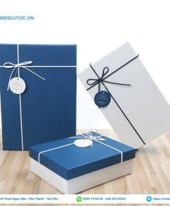 Mẫu hộp quà tặng sang trọng