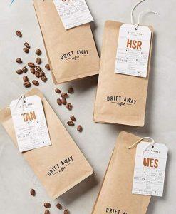 Mẫu thiết kế túi đựng cafe