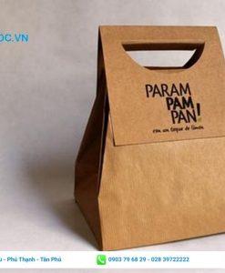 Thiết kế túi giấy xi măng đẹp hcm