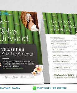 quảng cáo spa