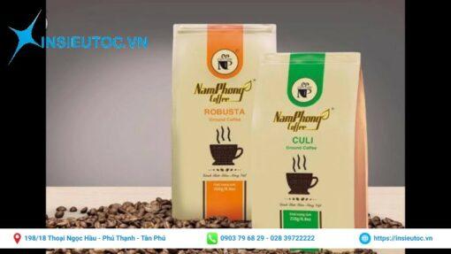 Túi đựng cafe hạt