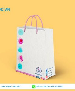 Mẫu túi giấy đơn giản
