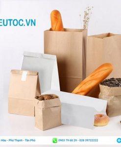 Mẫu túi giấy bánh mì