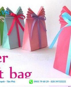 Túi giấy đứng đựng quà
