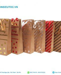 túi giấy đựng quà mini