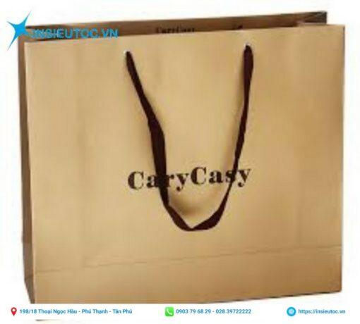 Túi giấy xi măng đựng đồ to