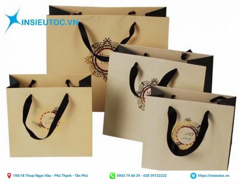 Túi giấy xi măng giá rẻ tphcm